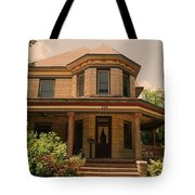 Victorian Home 2 Tote Bag