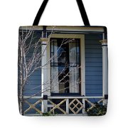 Victorian Home In Napa Valley Tote Bag