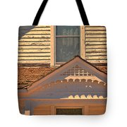 Victorian House Detail Tote Bag