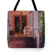Victorian Rocking Chair Tote Bag
