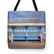 Victorian Shelter - Weymouth Tote Bag