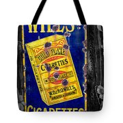 Victorian Sign Tote Bag