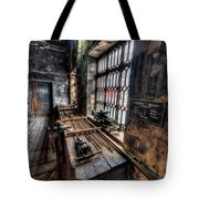 Victorian Workshops Tote Bag by Adrian Evans
