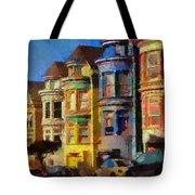 Victorians Tote Bag