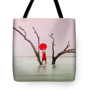 Uncertain Victory Tote Bag