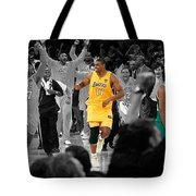 Victory And Defeat Tote Bag