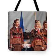 Victory Belles Tote Bag
