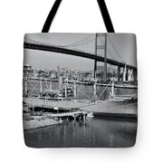 Victory Lane 2 Tote Bag