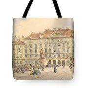 Vienna 1913 Tote Bag