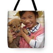 Vietnamese Girl 02 Tote Bag