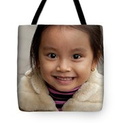 Vietnamese Girl 03 Tote Bag
