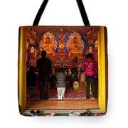 Vietnamese Temple Shrine Prayer Tote Bag