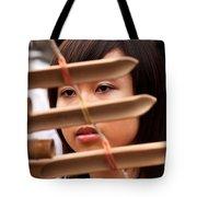 Vietnamese T'rung Player Tote Bag