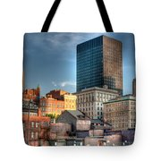 vieux Montreal Tote Bag