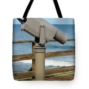 View Finder At The Beach Tote Bag