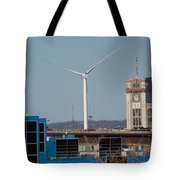 View From North Point Tote Bag