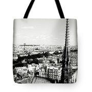 View From Notre Dame Tote Bag