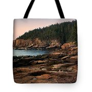 View From Ocean Drive Maine Tote Bag