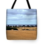 View From The Dunes Tote Bag