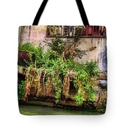 View From The Grand Canal China Tote Bag