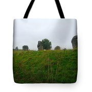 View From The Henge Tote Bag