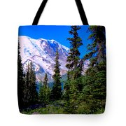 View From The Meadow Tote Bag