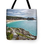 View From The Minack Theatre Tote Bag
