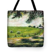 View From The Shade 2 Tote Bag