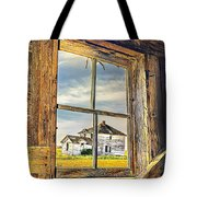 View From The Stable Tote Bag