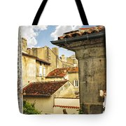 View In Cognac Tote Bag
