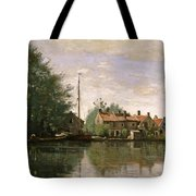 View In Holland Tote Bag