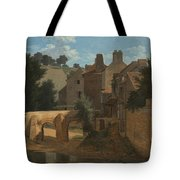 View In The Ile-de-france Tote Bag