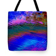 View Of A Rain Storm 2  Tote Bag
