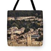 View Of Bath England Tote Bag