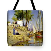 View Of Cairo Tote Bag
