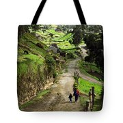 View Of Lupaxi Tote Bag