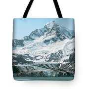 View Of Margerie Glacier In Glacier Bay Tote Bag