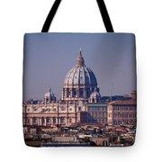 View Of Rome 2013 Tote Bag