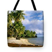 View Of Tahiti Tote Bag