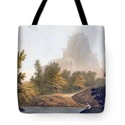 View Of The Jungle Tote Bag