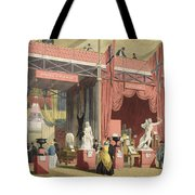 View Of The Sweden, Norway And Denmark Tote Bag