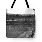 View Of Yankee Stadium Tote Bag