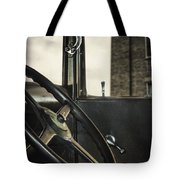 View Out The Window Tote Bag