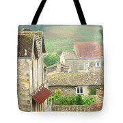 View Over Saint Emilion France 1 Tote Bag