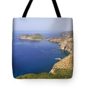 View Over To Assos Tote Bag