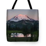 View To Be Shared Tote Bag
