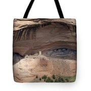 View To Mummy Cave Tote Bag