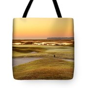 View To Spain Tote Bag