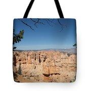 Viewpoint At Bryce Canyon  Tote Bag