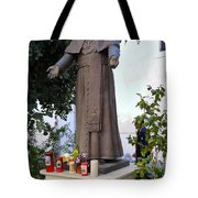 Views From Sorrento Italy Tote Bag